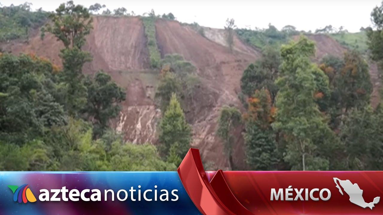 Earl acabó con 80 por ciento de economía en sierra de Puebla