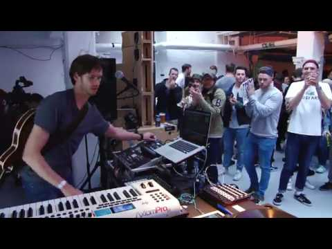 Lars Bartkuhn live at Phonica Records - Record Store Day 2017