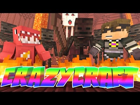 TROLLING AND PRANKING REDVACKTOR! | Minecraft Crazy Craft 3.0 Episode 4