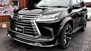 Lexus Lx570 2018 custom modified
