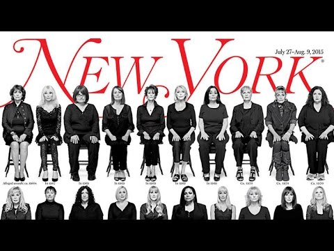 New York Mag Debuts Powerful Cover Featuring 35 of Bill Cosby's Alleged Victims