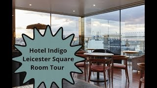 Visual Hotel Tours introduces Hotel Indigo London Leicester Square **2019**