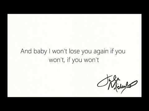 Julia Michaels - Worst in me (stripped) | lyrics