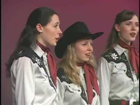 Shenandoah - The Hanson Sisters - Beautiful Harmony