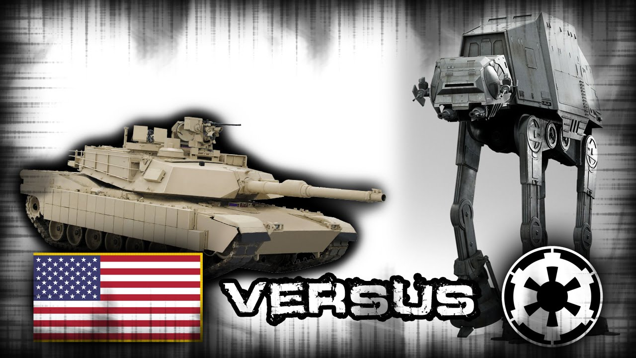 U S  vs Imperial Armor (Star Wars vs  Modern Military - Call to Arms [BETA])