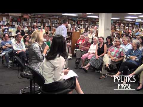 Valerie Plame in conversation with Laura Rozen