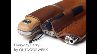 EDC (Everyday Carry) Set by OUTDOORWERK