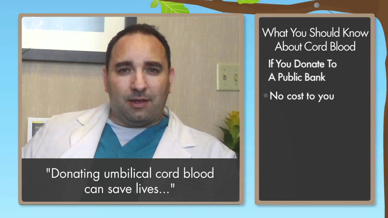 Banking Baby's Cord Blood