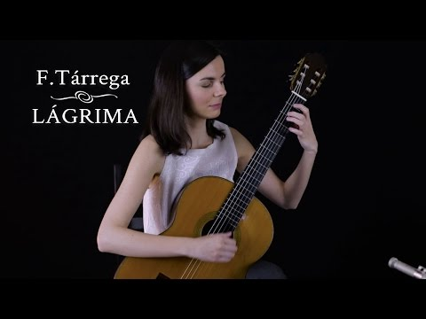 Sanja Plohl plays Francisco Tárrega: Lágrima