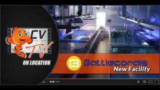 BattleCorals: New Facilities