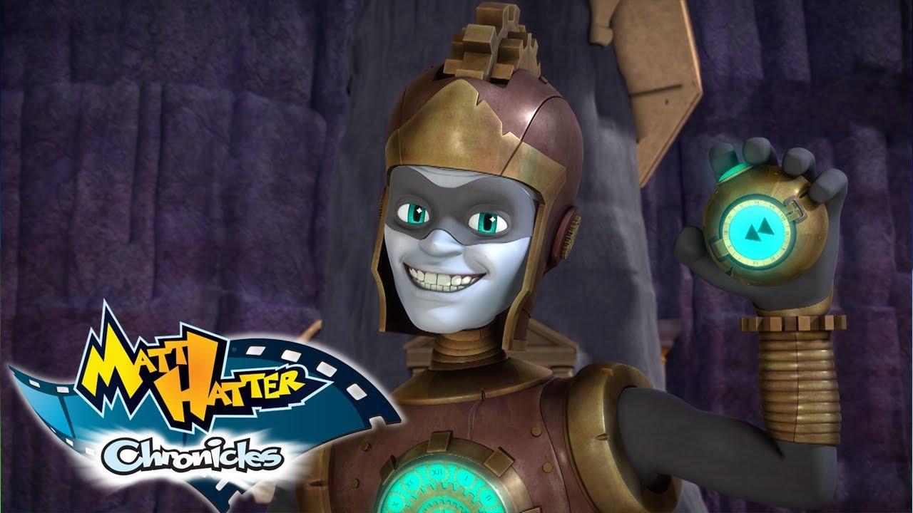 Download Matt Hatter Chronicles - Return to the Future | Episode 6 Season 3 | Videos For Kids