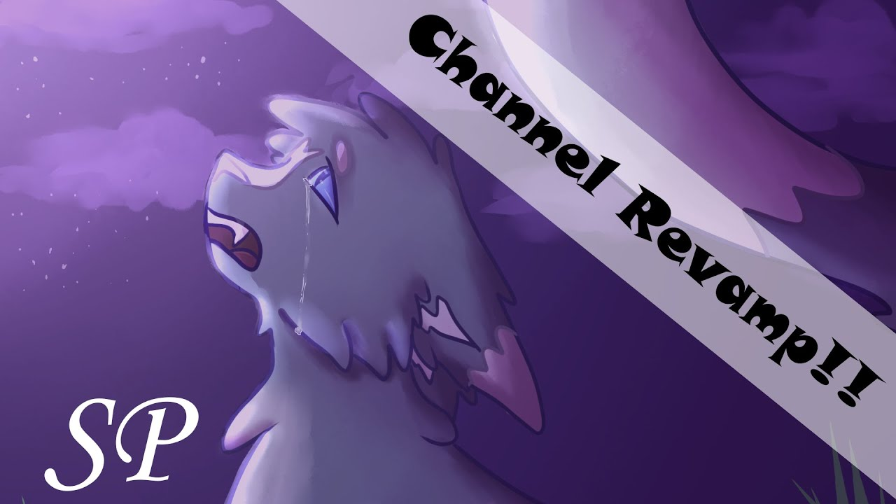 Channel Reboot + Bluestar Ramble | Bluestar Speedpaint