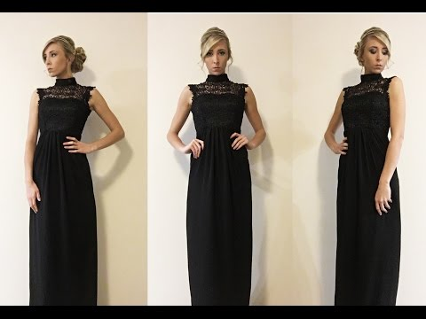 How to sew a ball dress Part 2