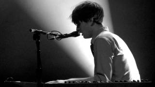 James Blake - Once We All Agree (new song) Live @ The Music Box 9-18-11 in HD