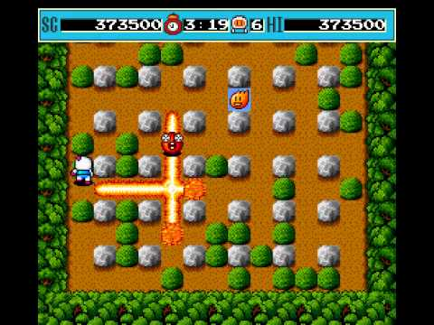 PC Engine Longplay [092] Bomberman