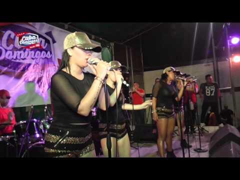 La Mala De La Pelicula - Son Tentacion - Cubadomingos Salsa & Timba  25/12/15