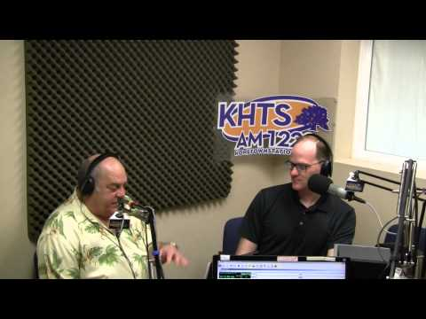 Santa Clarita Valley Defense Attorney - Wade Beyond The Courtroom On KHTS - February 8, 2015
