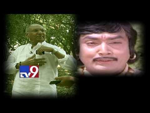 Senior Actor Sarathi rediscovered by Anveshana - TV9
