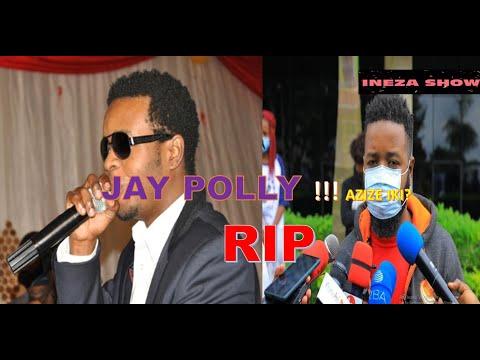 Download Urupfu rwa Jay polly 😢😢 Menya icyihishe inyuma y' urupfu rwe