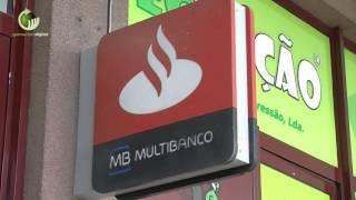 Assalto à mão armada durante carregamento de caixa Multibanco em Guimarães