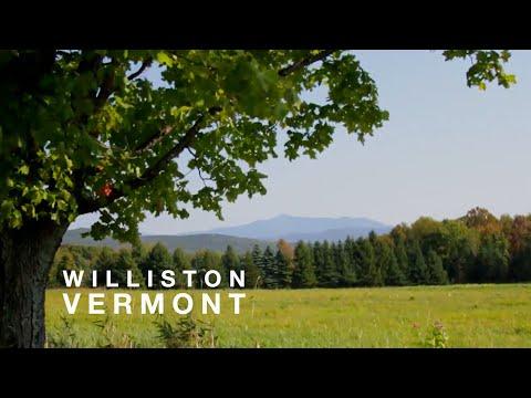 Living in Williston Vermont