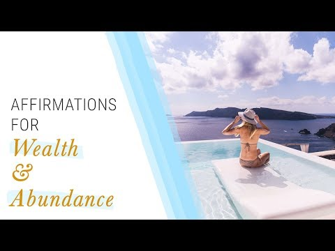 Positive Affirmations for Wealth and Abundance | Jack Canfield