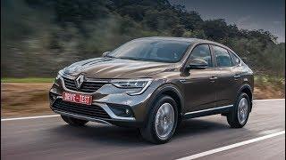Тест-драйв: автомобиль Renault Arkana