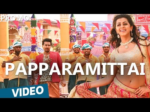 Papparamittai Promo Video Song | Velainu...