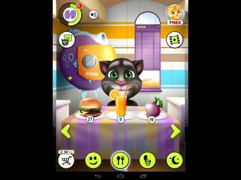 Скачать игры на андроид про тома кота