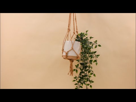 how-to-make-a-plant-hanger
