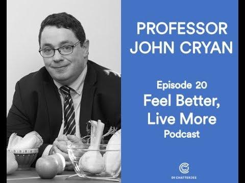 IBS, Stress and Gut Health with Professor John Cryan