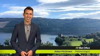 Tuesday Scotland weather forecast 22/06/21