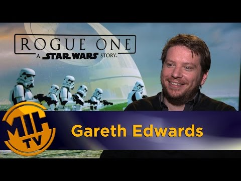 Gareth Edwards Rogue One: A Star Wars Story Interview