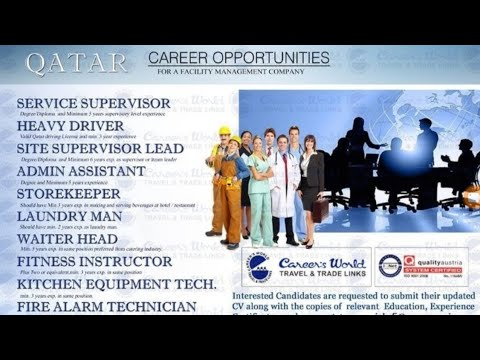 Qatar,Dubai,Oman job for all work