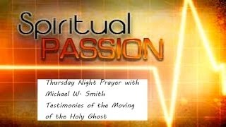 Thursday Night Prayer: Testimonies and Power of the Moving of the Holy Ghost! Anointed Deliverance