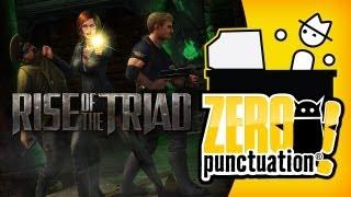 RISE OF THE TRIAD (Zero Punctuation)