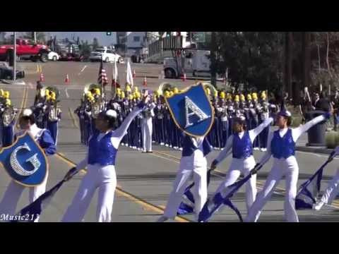 Garey HS - The Gallant Seventh - 2015 Chula Vista Bayfront Band Review