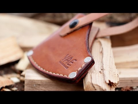 Axe Sheaths | The Handmade Process
