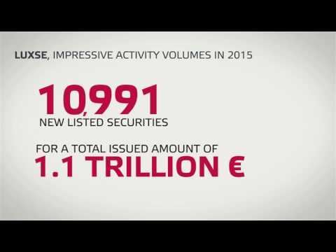 Luxembourg Stock Exchange - a global offering