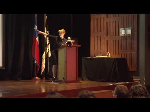Lisa Peter - IATEFL Chile XIV International Conference - 22 July, 2016