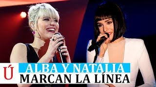 Alba y Natalia marcan la distancia con el resto tras Operación Triunfo y buscan caminos entrelazados