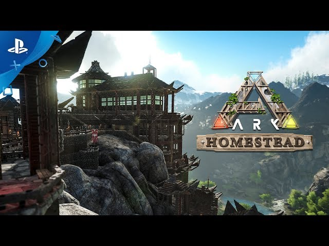 ARK: Survival Evolved - Homestead Update Available Now! | PS4