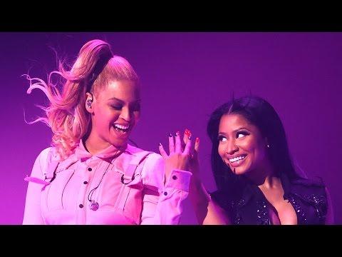 Beyonce Covers Prince's 'Darling Nikki' for Nicki Minaj