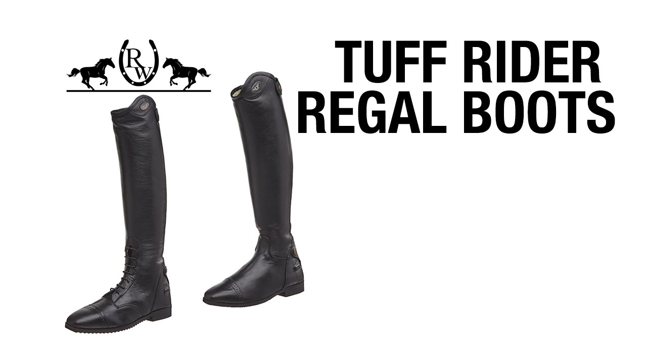 d5d0d498972 Tuff Rider Regal Field & Dress Boots
