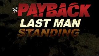 John Cena vs. Bray Wyatt - Last Man Standing Match: Tonight at WWE Payback