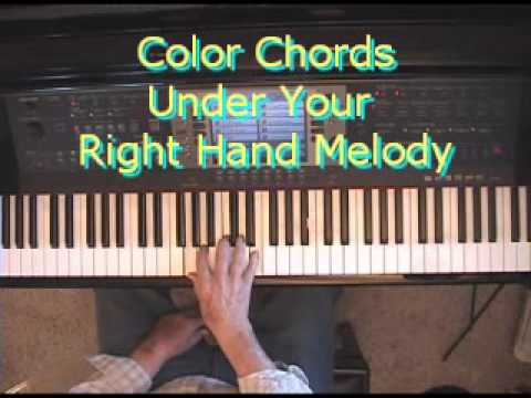 Piano Lesson: How To Put