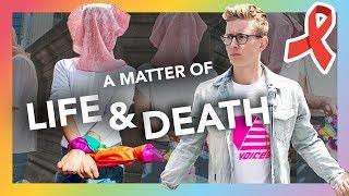 Video when being LGBT is a life or death matter (activism beyond pride month) download MP3, 3GP, MP4, WEBM, AVI, FLV Juni 2018