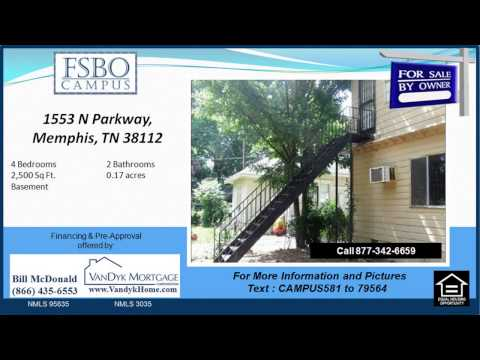 4 bedroom home for sale near Memphis Academy Of Science Engineering in Memphis TN