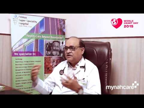 An Exclusive Interview with Dr.Harsh Wardhan of Primus Hospital on World Heart Day