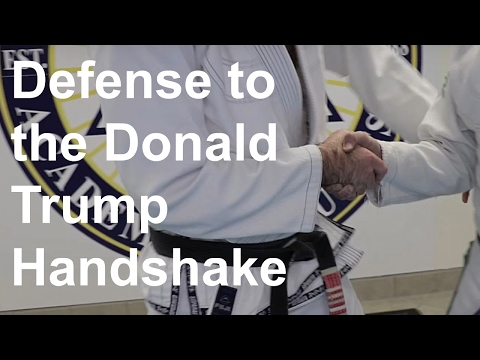 Thumbnail: The Defense to the Donald Trump Handshake